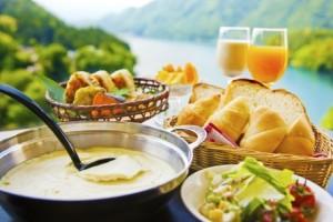 朝食「豆富屋さんのバイキング」イメージ写真